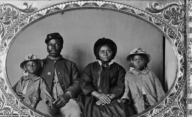 7.) Last African Slave in America.