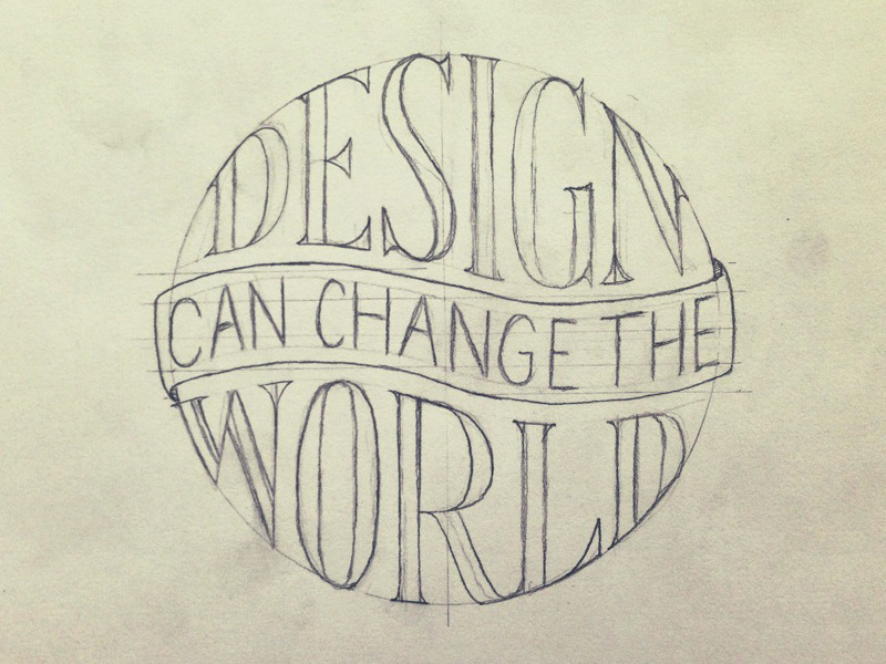 9) Design Can Change The World.