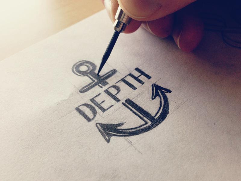 27) Depth.