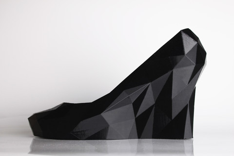 One of the shoes available at Continuum.