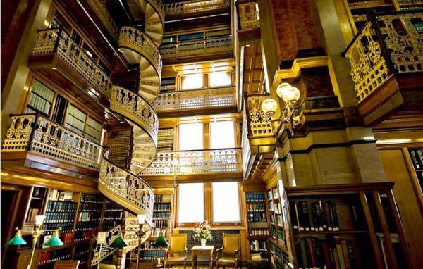 2.) Iowa State Capital Law Library
