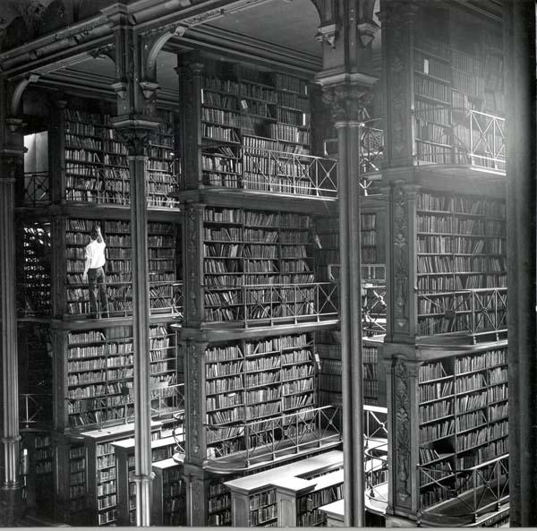 5.) The Public Library of Cincinnati and Hamilton County