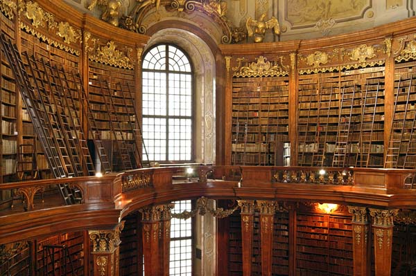 14.) The Austrian National Library