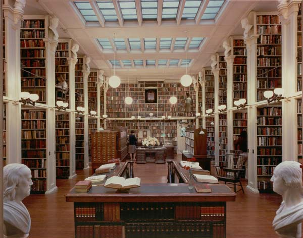 16.) The Providence Athenaeum