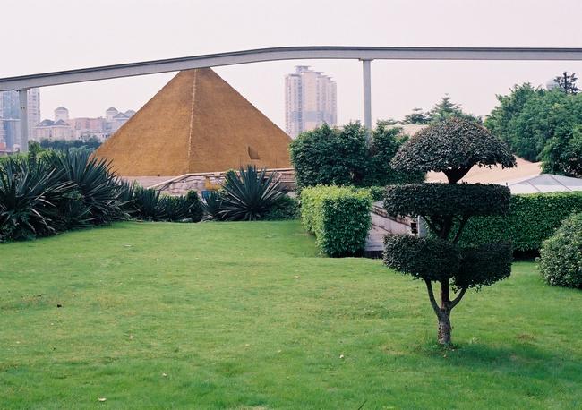 Pyramids of Giza - Giza, Egypt