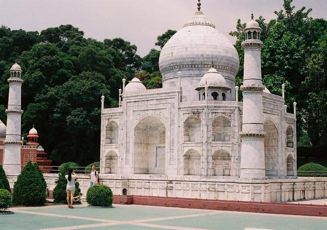 Taj Majal - Agra, India