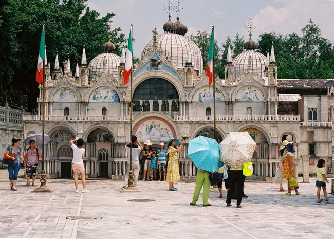 Basilica Di San Marco - Venice, Italy