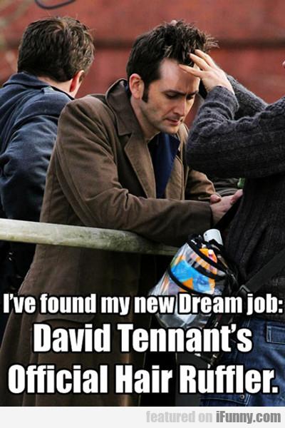 I Found My New Dream Job...