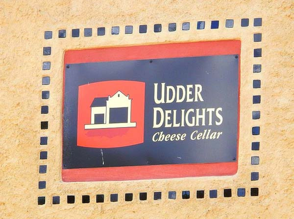 14.) I gouda try some of their cheese.