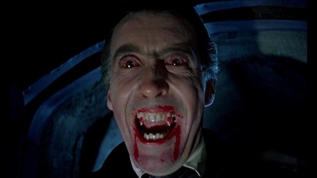 7.) Belief in Vampires