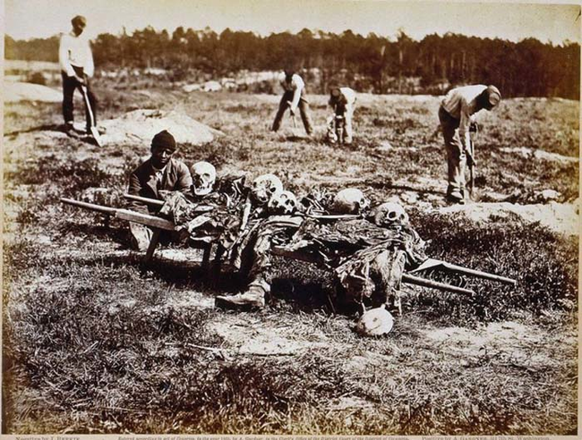 5.) Battle of Cold Harbor.
