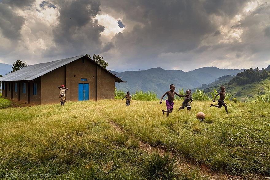 3.) Uganda