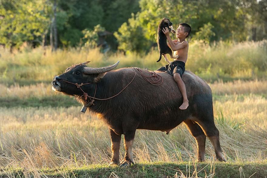 4.) Thailand