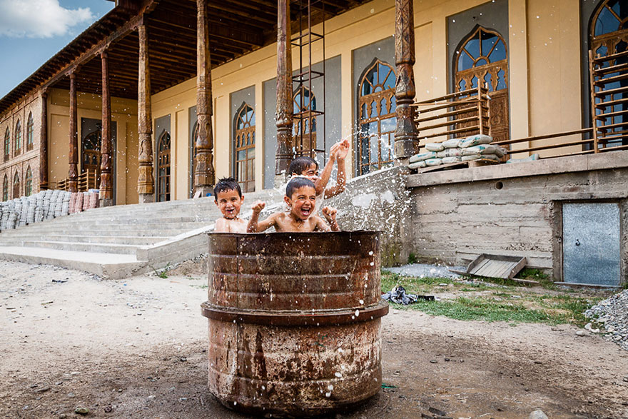 5.) Tajikistan