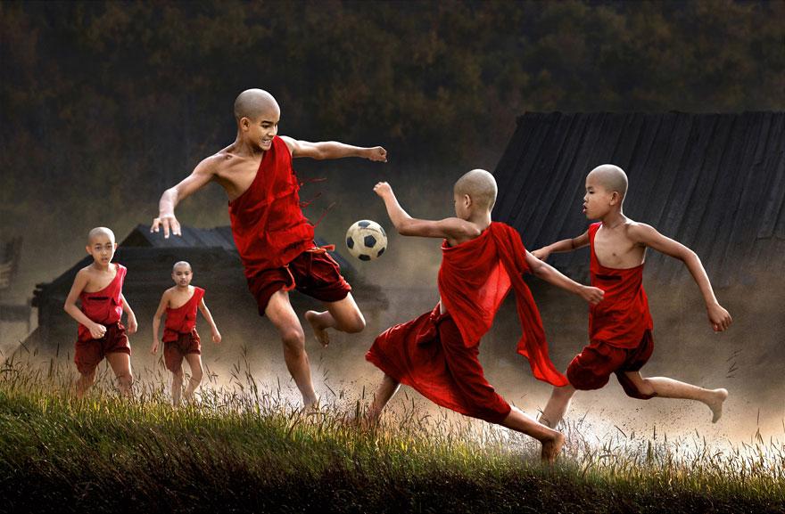 10.) Myanmar