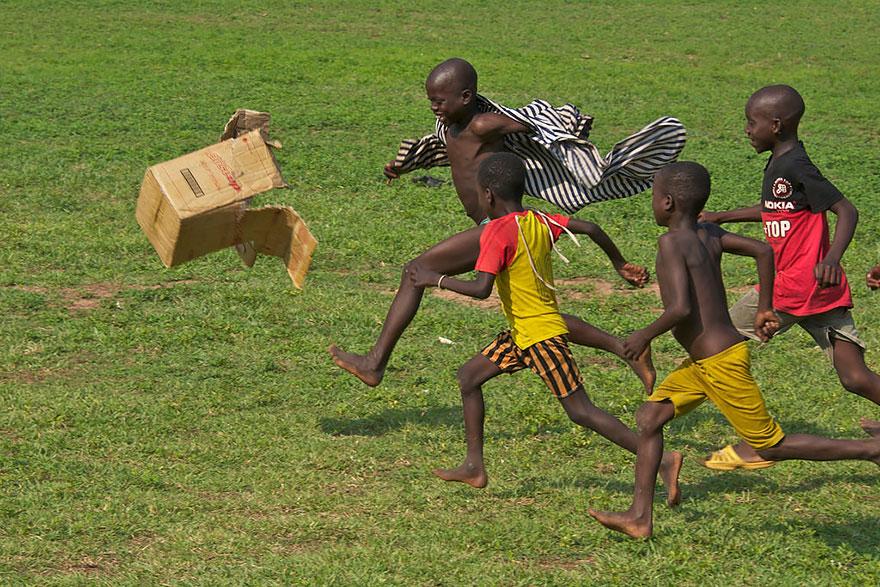 15.) Ghana