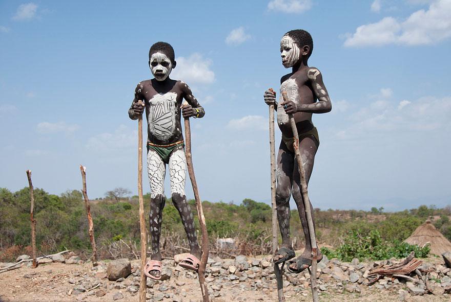16.) Ethiopia