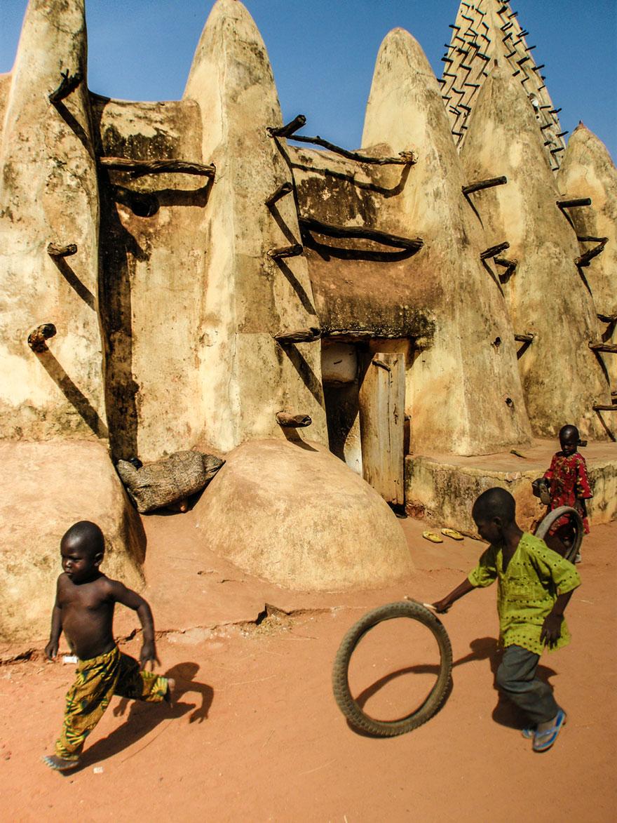 18.) Burkina Faso
