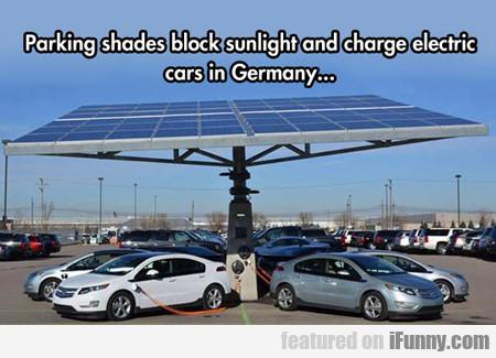 Parking Shades Block Sunlight...
