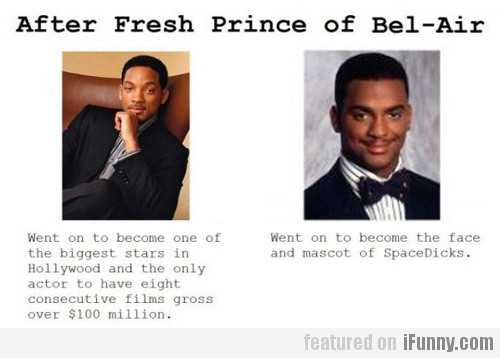 After Fresh Prince Of Bel-air