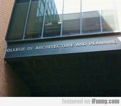 College Of Architecture And Planning...