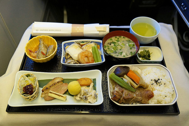 17.) Japan Airlines