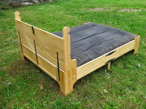 Now that's how you make a bed.