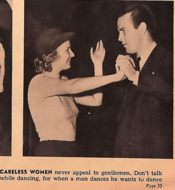 6) Don't be careless.