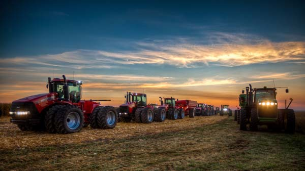 It seems to me that farming communities all over the country may still hold the key to what makes this country a shining beacon in a world of trouble.