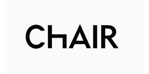 3. Chair.