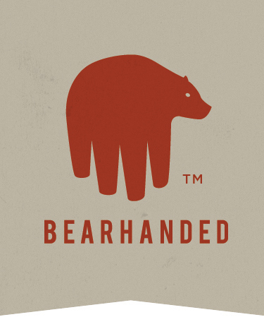 29. Bearhanded.