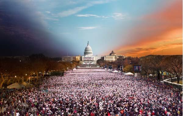 Presidential Inauguration, Washington, D.C.