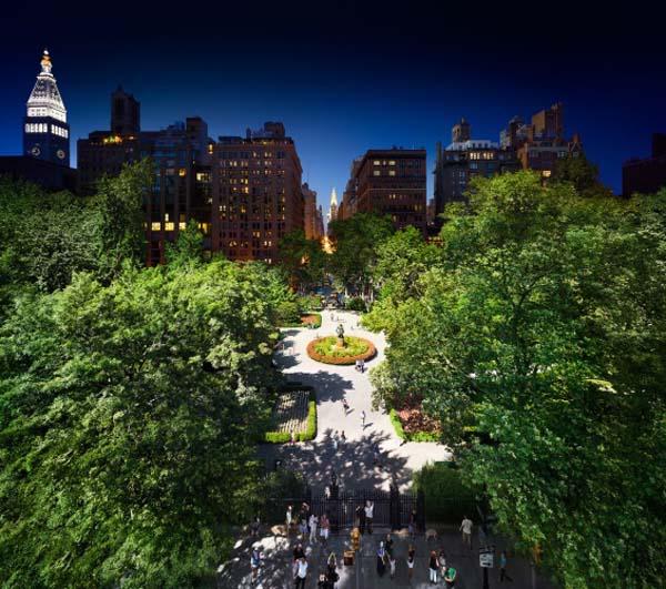 Gramercy Park, New York City