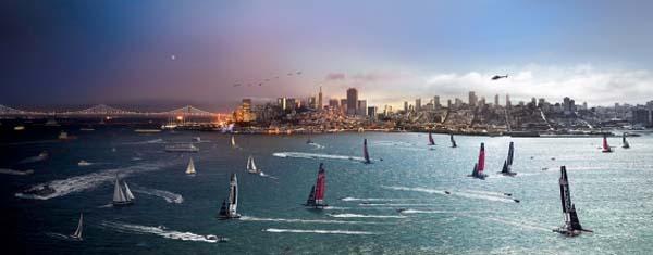 America's Cup, San Francisco