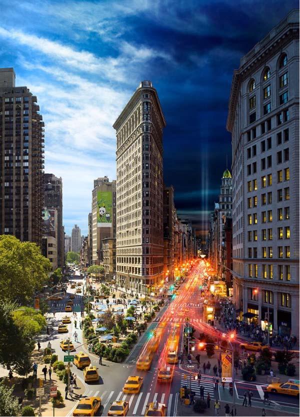 The Flatiron, New York City