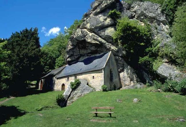 St Gildas, Bieuzy-les-Eaux, Brittany, France