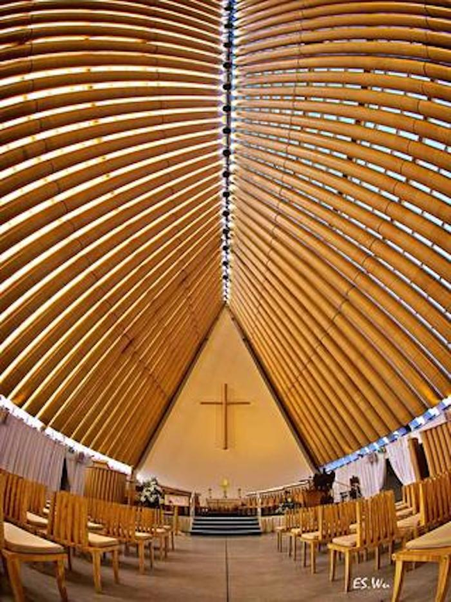 Christchurch Transitional Cathedral, Christchurch, New Zealand