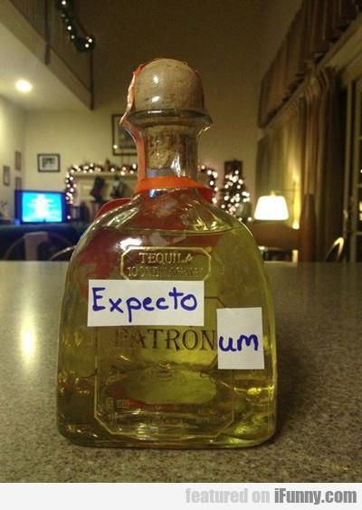 Expectopatroum...