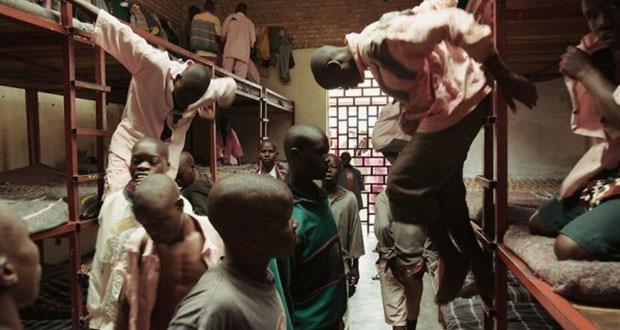 5.) Gitarama Central Prison, Rwanda.