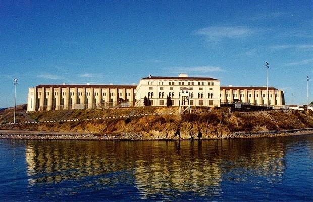 4.) San Quentin State Prison, San Quentin CA.