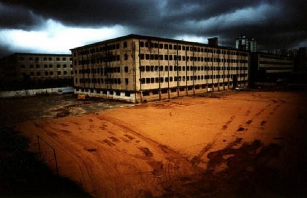 3.) Carandiru Penitentiary, Brazil.