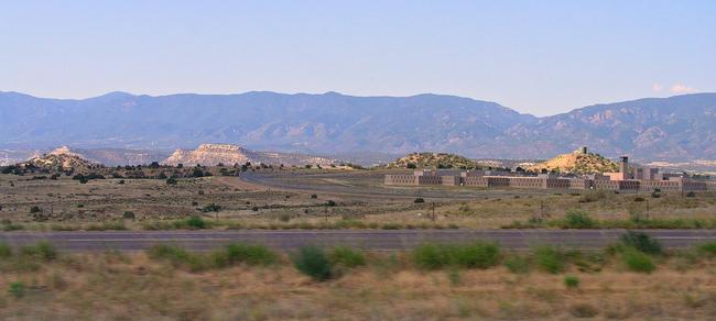 9.) ADX Florence Supermax Prison, Colorado.
