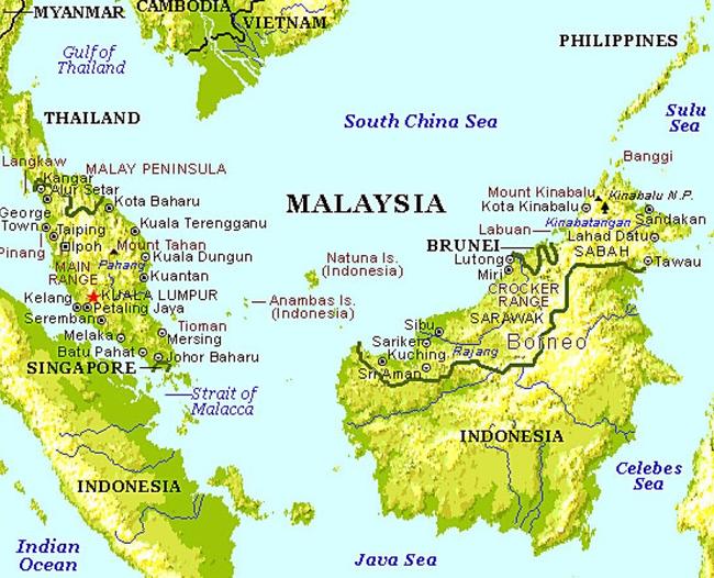 3.) Salam - Malaysia