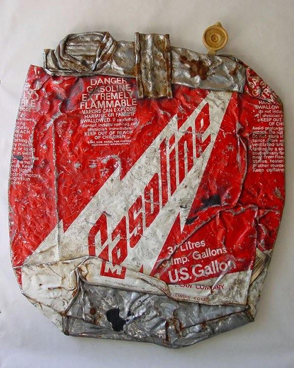 1.) Gasoline