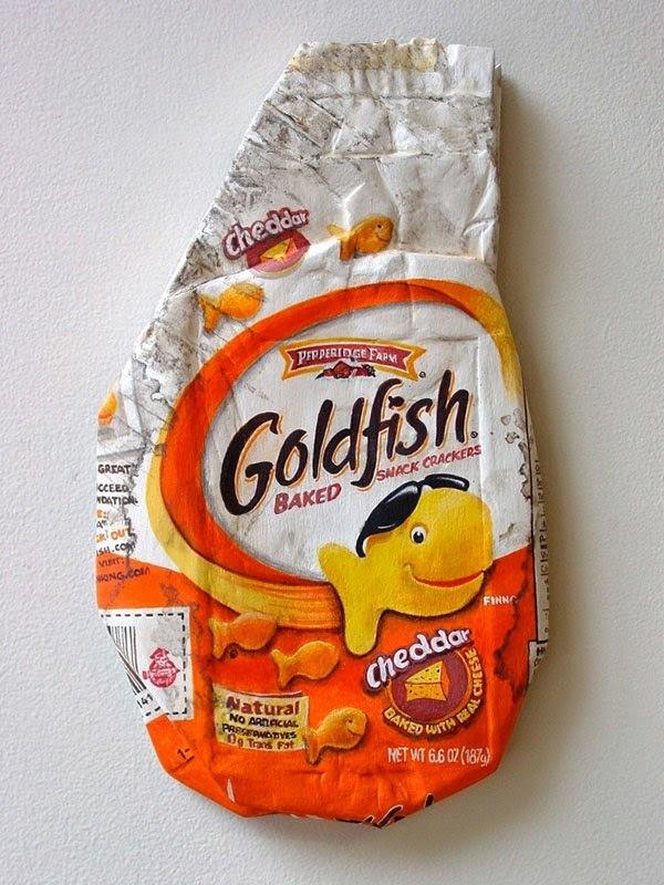 4.) Goldfish