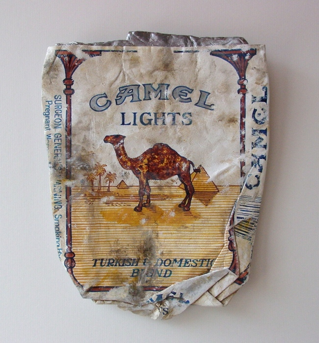 12.) Camel Lights