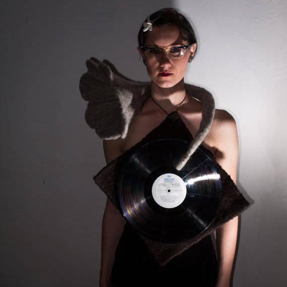 6.) Sexy Gramophone Costume