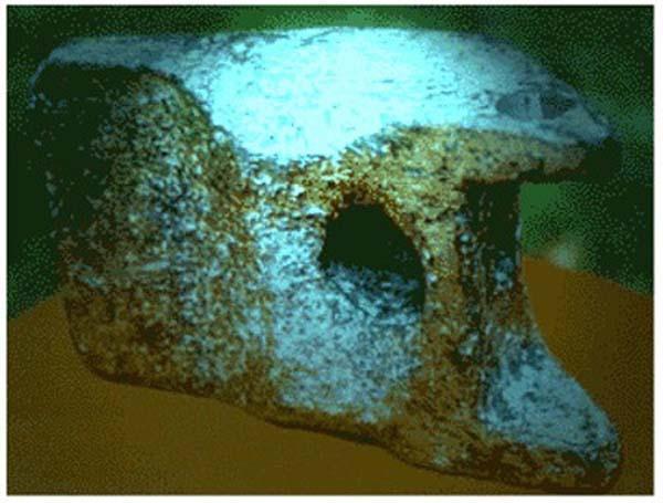 1.) The Aluminum Wedge of Aiud