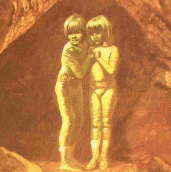 5.) The Green Children