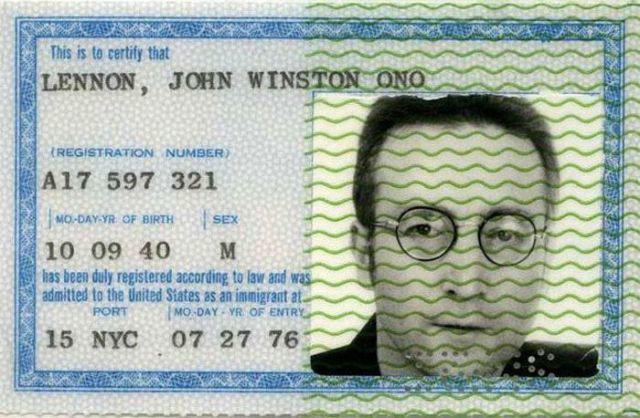 8.) John Lennon.